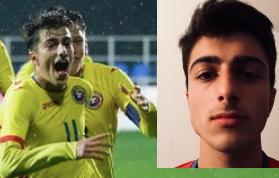 El goleador juvenil Dumitru (Rayo Majadahonda) ficha por el Petrolul (Rumanía)
