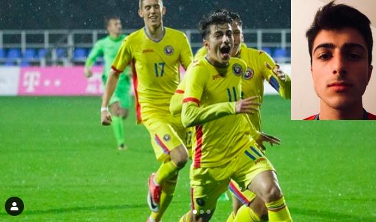 """La nueva """"perla"""" juvenil del Rayo Majadahonda se llama Dumitru: """"doblete"""" en Extremadura para salir del descenso"""