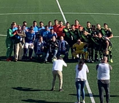 """Las Rozas y Rayo Majadahonda se reparten los puntos del """"derby"""" como buenos vecinos"""