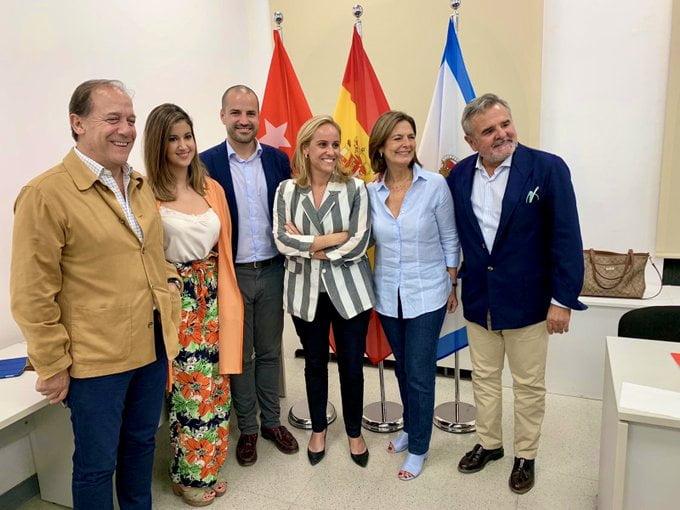 """Foxá """"cierra la etapa"""" de Alberto San Juan como nº 2 del PP de Majadahonda y lo sustituye por Ustarroz"""