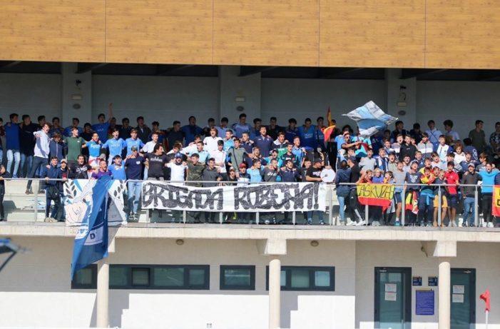 La RFEF reprime los cánticos de Las Rozas CF sobre Cataluña y permite los del Barsa contra España