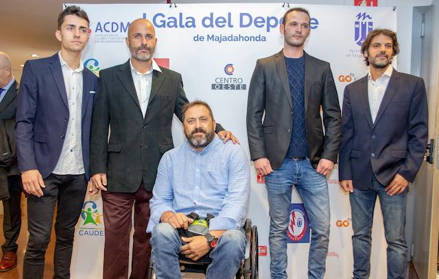 """Motor: """"Skoda"""" selecciona a la Escuela Villarace del majariego Iván Garrido para un proyecto de deporte adaptado"""