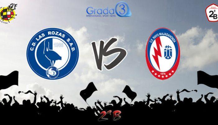 """Las Rozas – Rayo Majadahonda: un """"derby"""" tras 11 años """"con atmósfera de 1ª división"""""""