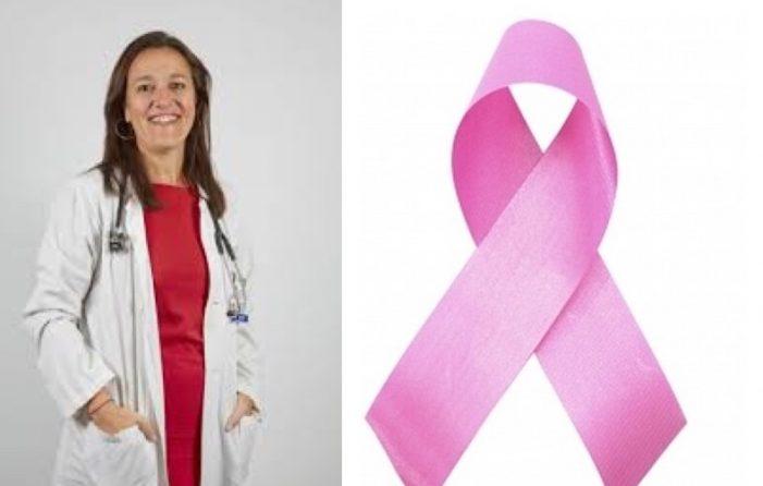 """La oncóloga de Puerta de Hierro Majadahonda y el Cáncer de Mama: """"evita el catastrofismo"""""""