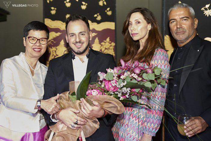 """David de Calle, diseñador de Moda (Majadahonda): """"Mientras estamos en casa la vida ahí fuera se regenera"""""""