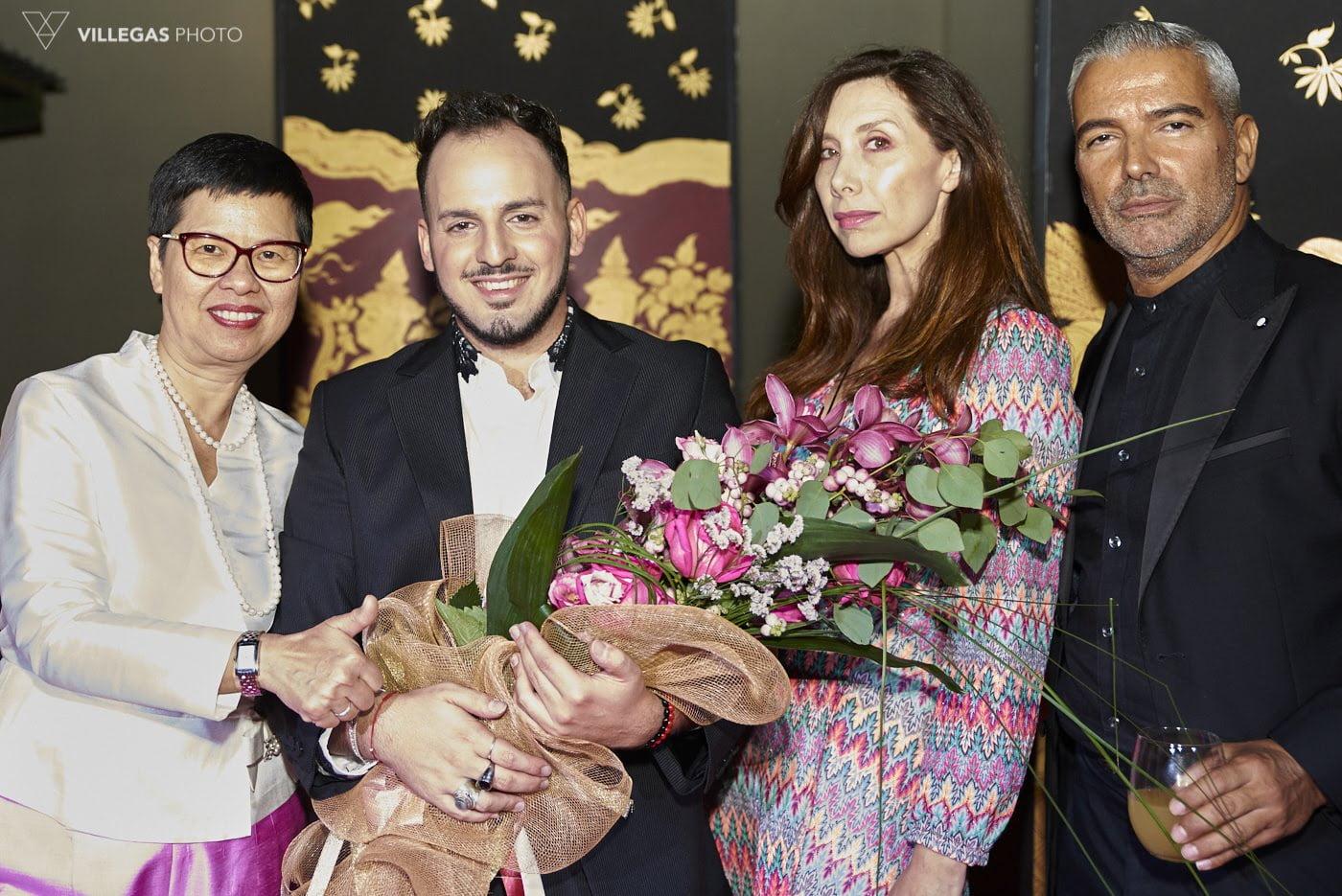 La moda de Majadahonda con David de Calle en la Bangkok Fashion Week, Málaga y Bilbao