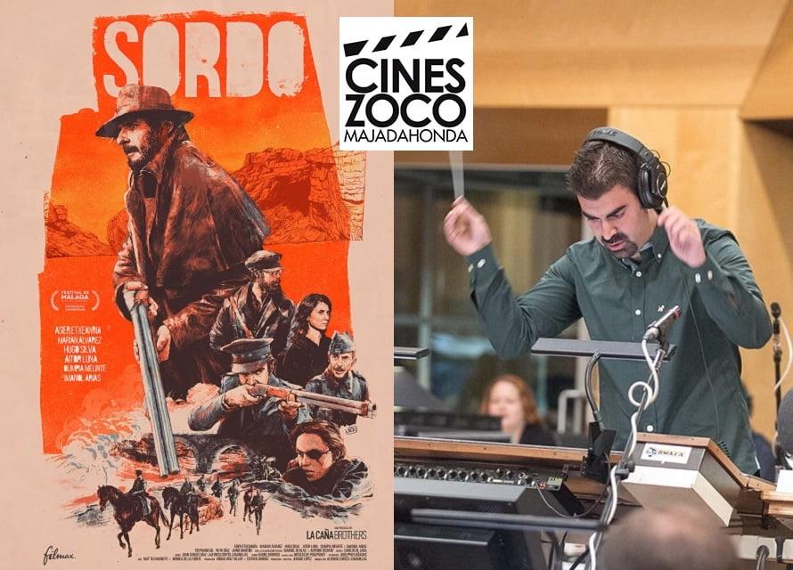 """""""Sordo"""" una desgarradora película que llegó a Majadahonda para describir al """"Maquis"""" y la """"Operación Reconquista"""""""