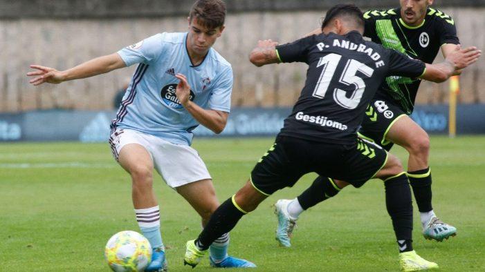 """Rayo Majadahonda se trae 3 puntos """"limpios"""" del Celta y se encarama al 5º puesto"""