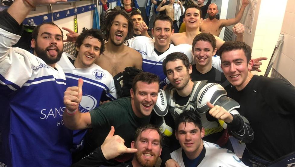 """Hockey Hielo Majadahonda: """"iniciamos muy bien ante Txuri Urdin pero acabamos sometidos por nuestros propios errores"""" (Karlos Gordovil)"""