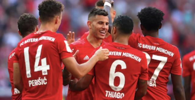 La Bundesliga destaca que Lucas Hernández (80 M€) se formó en el Rayo Majadahonda