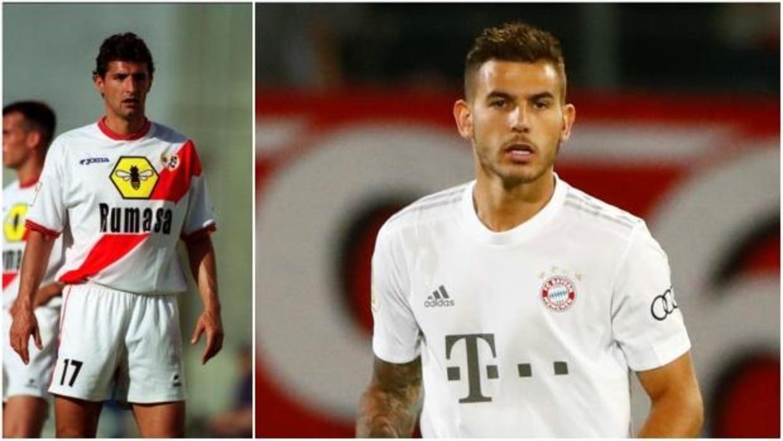 """El futbolista Lucas (Bayern de Munich): """"Tuve una infancia complicada pero bonita en Majadahonda gracias a mi madre"""""""