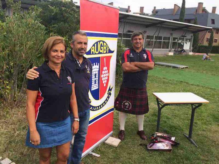 Rugby: Mariola Arraiza, Marta Estellés y el fichaje de Ainhoa Portos (CR Majadahonda) protagonizan la presentación de la Liga Iberdrola
