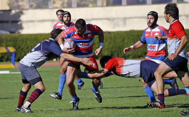 """Rugby: """"campanazo"""" del CR Majadahonda en Segovia (26-29) con Las Rozas 1º, Torrelodones 4º y Pozuelo 9º"""
