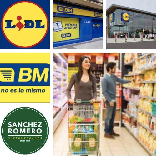 """BM y Lidl desatan la """"guerra de los supermercados"""" contra Sánchez Romero en Majadahonda"""