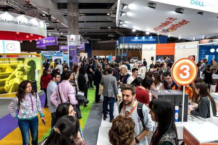 El Instituto Leonardo Da Vinci de Majadahonda triunfa en el Salón Internacional de Tecnología e Innovación Educativa (SIMO 2019)