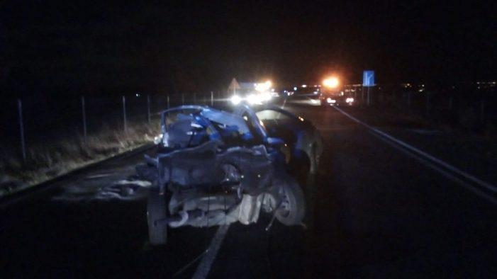 """Otro fallecido en la """"carretera de la muerte"""" M-851 entre el Pardillo, Rozas y Majadahonda"""