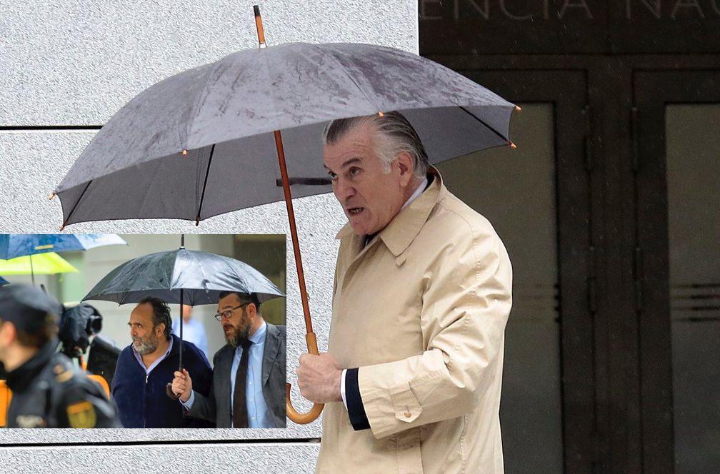 """Bárcenas quiere salir ya de la cárcel con pulsera telemática pero """"Willy"""" Ortega no podrá pisar Majadahonda hasta 2038"""