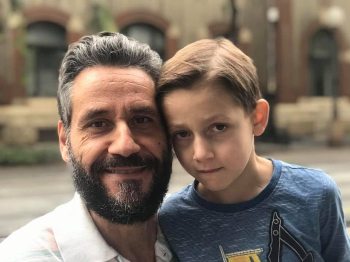 35 comercios de Majadahonda se vuelcan con Darío (6 años) para ayudarle a superar el cáncer