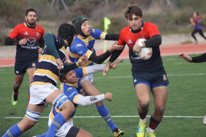 """Rugby: CR Majadahonda sigue líder tras vencer al Pozuelo y 4 """"rhinas"""" regresan del Torneo de Elche que ganó Francia"""
