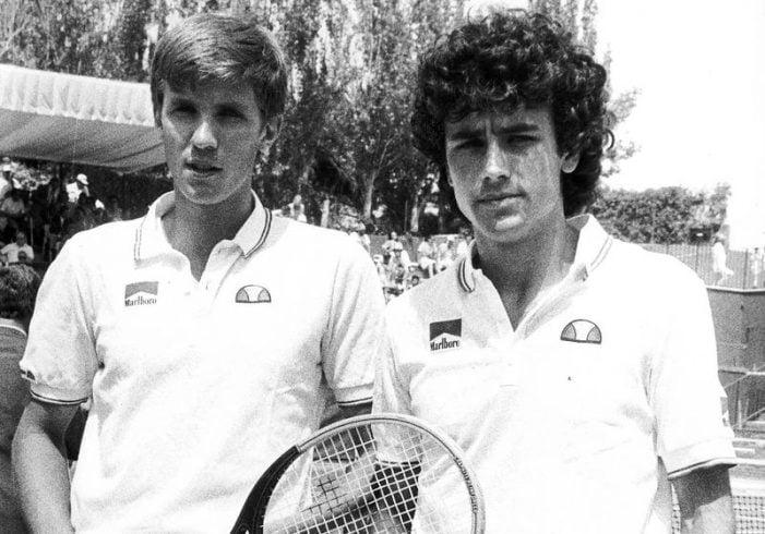 La Copa Davis vuelve a Madrid tras pasar por Majadahonda en 1983 con Avendaño, Casal, Aguilera, Tous y Santana de capitán