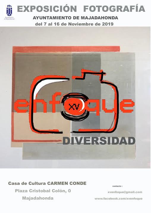 """El Grupo Enfoque XV de Majadahonda enseña su """"Diversidad"""" para """"mostrar lo que nos conmueve"""""""