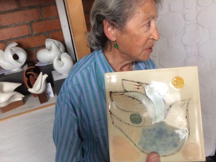 90º Aniversario de la escultora de Majadahonda Carmen Perujo (1930-2020): una historia de vida (I)