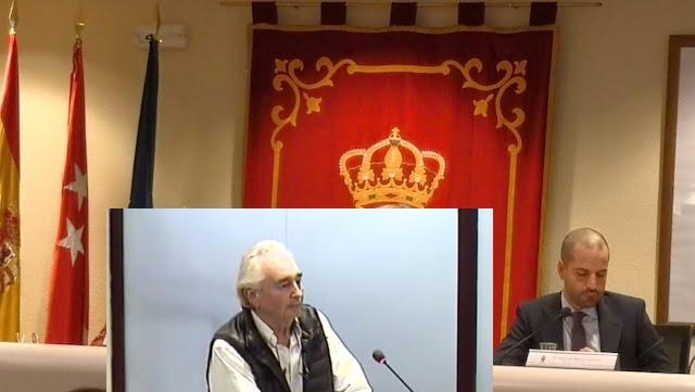 """El alcalde pone trabas para hablar al líder de """"Vecinos por Majadahonda"""" por ser """"de un partido"""""""