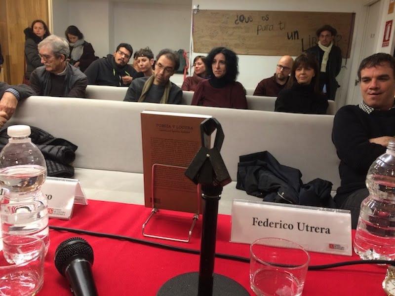 """Noche de """"Poesía y Locura"""", anécdotas y coloquio en Madrid con Leopoldo Mª Panero y su familia"""
