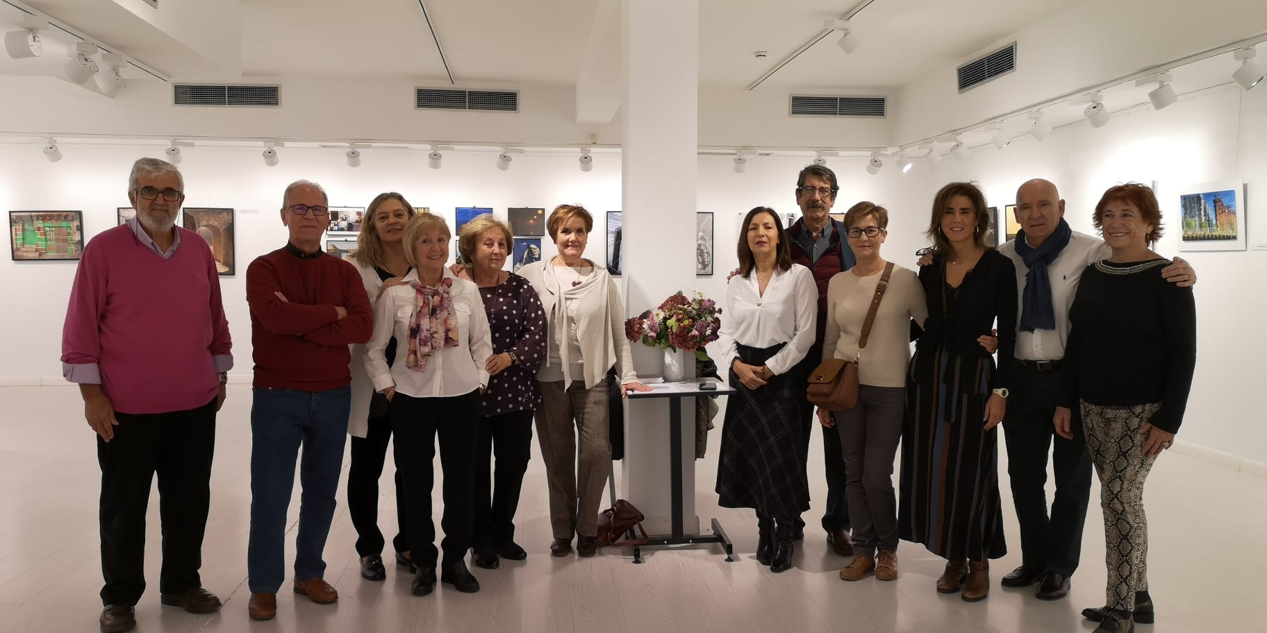 """""""Enfoque XV"""": los """"12 apóstoles"""" de la fotografía de Majadahonda salen de nuevo a la luz en la Casa de la Cultura"""