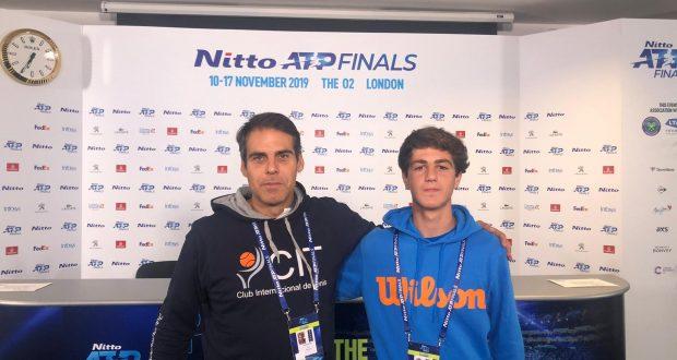 Tenis: Markus Giersiepen (CIT Majadahonda) gana el Open de Sevilla tras ser invitado a Londres para las finales de Nitto ATP (Lacoste)