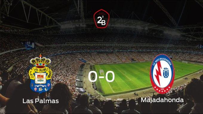 """Calero tras el empate del Rayo Majadahonda en Las Palmas (crónicas): """"cuando hay que estar en play off es en abril"""""""