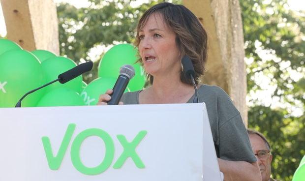 Vox convierte la recogida de pañales del Ayuntamiento de Majadahonda y una ONG en acto político