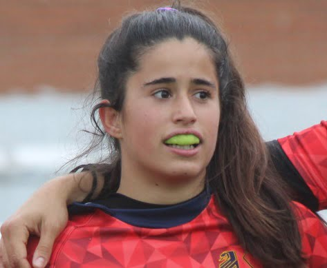 Rugby Majadahonda: la prensa deportiva destaca el debut de Lucía Díaz con la selección española en Dubai y Suráfrica