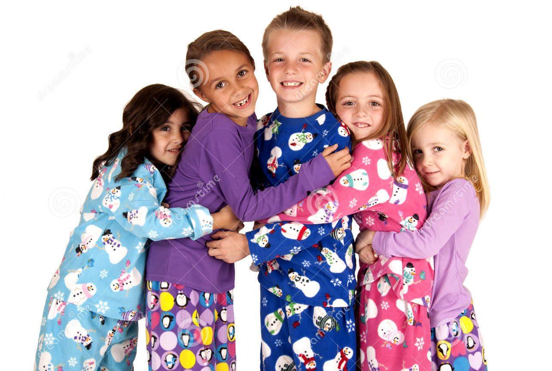 El colegio Caude Majadahonda celebra el Día Nacional del Pijama
