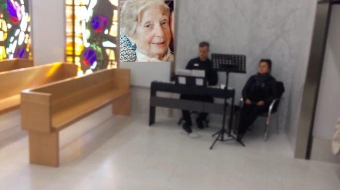 Obituario: Fallece a los 91 años Pilar Rubio, descendiente de una dinastía de sabios escurialenses