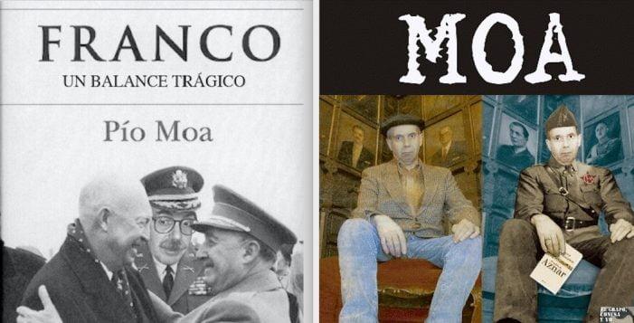 """Cuatro """"lecciones de Historia"""" sobre Pío Moa en el pleno del Ayuntamiento de Majadahonda"""
