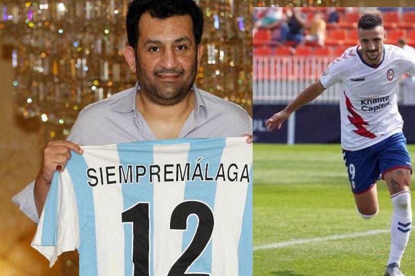 "Rayo Majadahonda responde al jeque Al Thani (Málaga): ""Rubén Mesa no está en venta"""