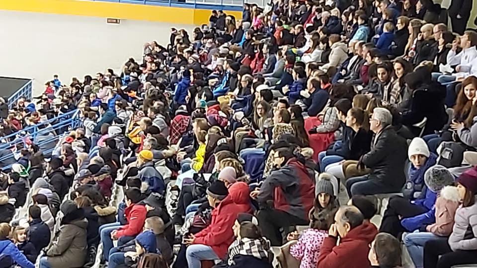Hockey Hielo: 1.000 personas presencian en Jaca el partido contra el Majadahonda con ajustada derrota majariega por 3-2