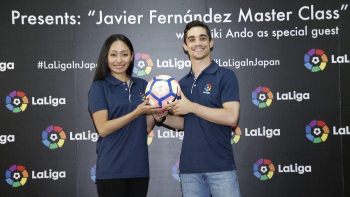 El patinador Javier Fernández desvela que será entrenador y creará una Escuela de Patinaje y otros Deportes