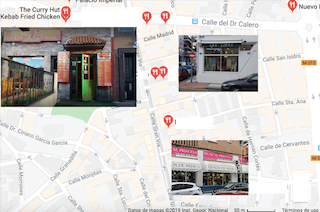 Oleada de robos en el centro de Majadahonda: Kebab Fried, Las Lotas y Musical Princesa