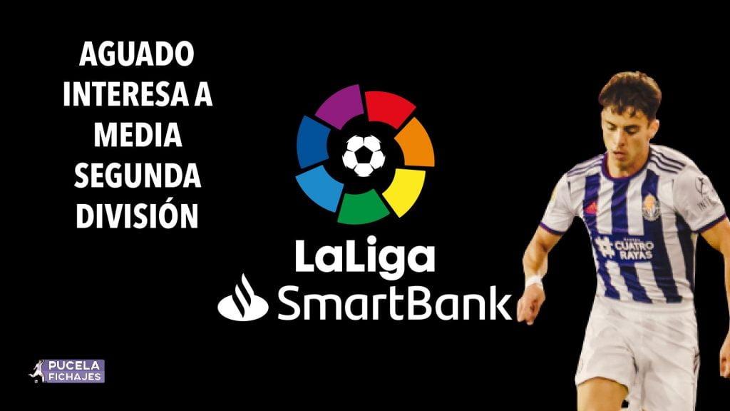 """Fichajes: el """"gallito"""" Rayo Majadahonda se interesa por Aguado (Real Valladolid) para el mercado de invierno"""