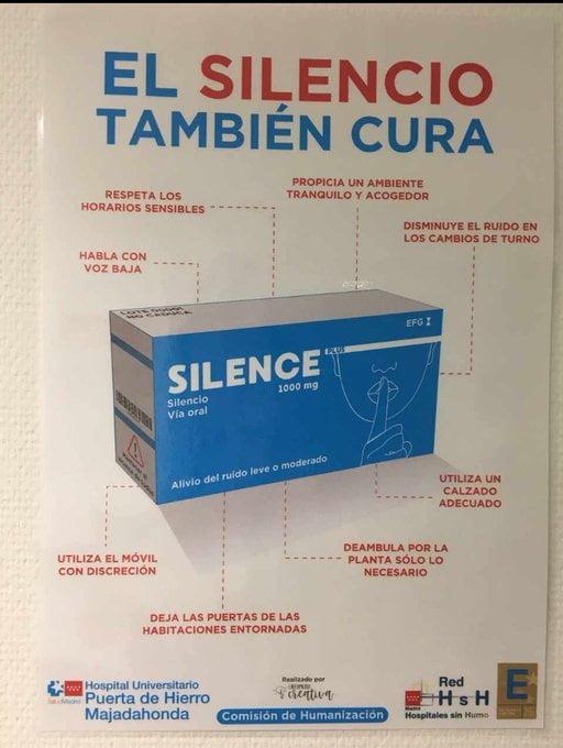 """""""Enfermería Creativa"""" difunde su nueva """"medicina"""" desde Majadahonda: """"el silencio también cura"""""""