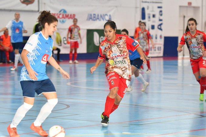 Fútbol Sala Femenino: Cels y Desi traen luz al Majadahonda para salir del pozo del descenso tras ser eliminadas también en Copa
