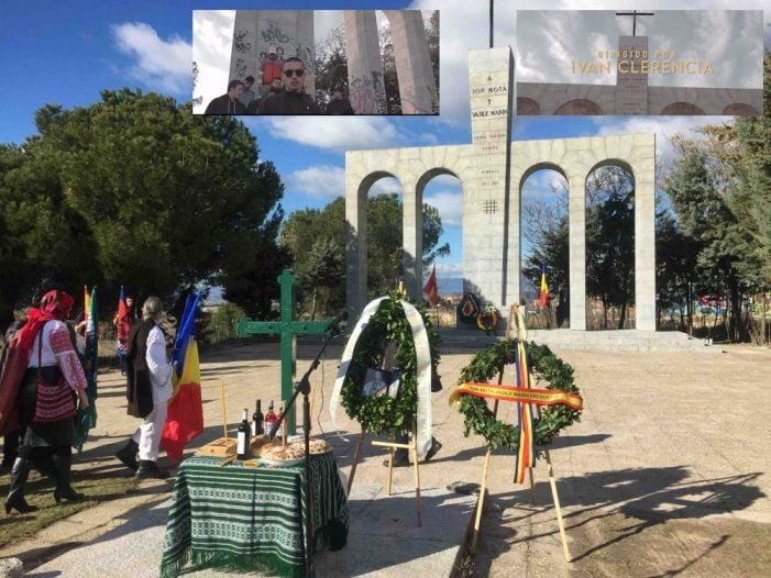 """Tres historiadores desvelan el origen del """"monumento a los rumanos de Franco en Majadahonda"""""""
