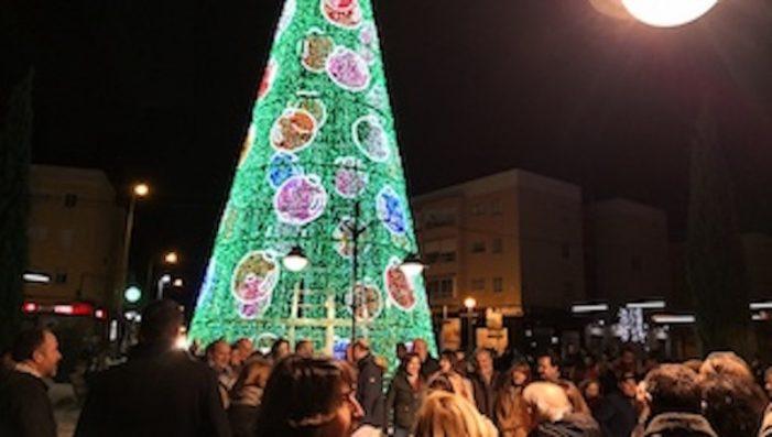 Majadahonda es la ciudad de Madrid que más gasta en luces de Navidad: 170.000 €