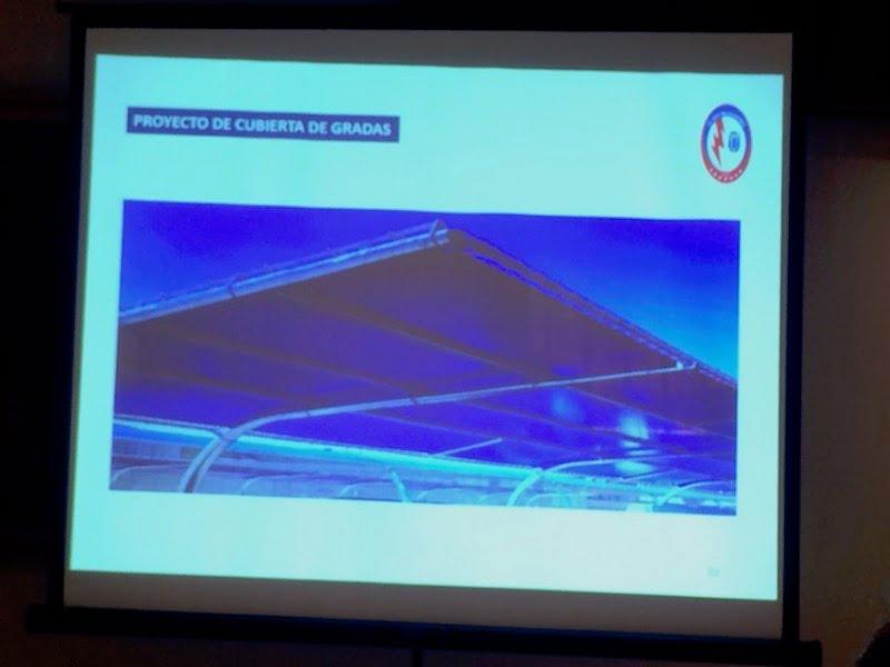 Rayo Majadahonda SAD presenta el proyecto de cubierta para el Cerro del Espino y espera el permiso del Ayuntamiento