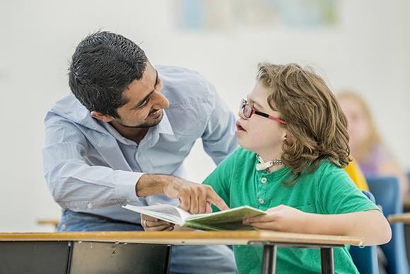 """Discapacidad Majadahonda y futuro laboral: """"la mayoría lo pasa muy mal en un colegio ordinario"""" (y IV)"""