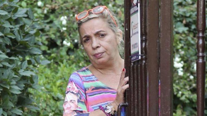 """Roban la casa de Carmen Borrego en Majadahonda haciendo un """"puente"""" (6 de diciembre)"""