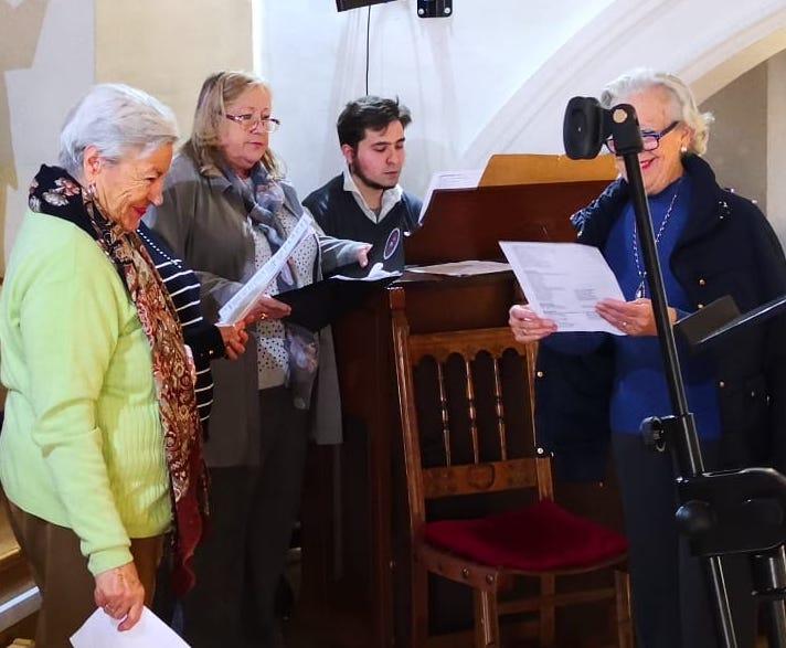 """""""Gustos musicales que condicionan mi estilo"""": gestas y cuitas del organista de Santa Catalina de Majadahonda (III)"""