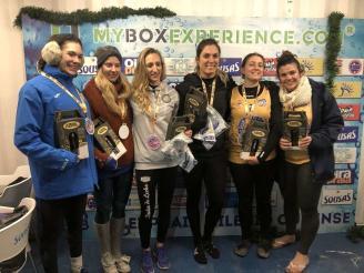 Voley Playa: Clara Soler y Siobhan Nicaudie (CV Majadahonda) pierden la final del Torneo de Ourense tras una remontada gallega